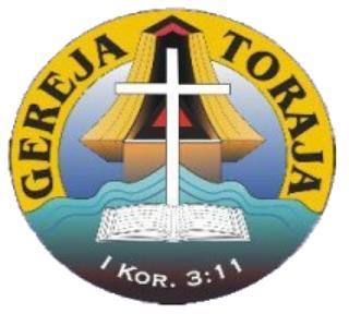 Logo Gereja Toraja Berwarna