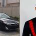 Actor Alexx Ekubo buys 2014 Toyota Camry
