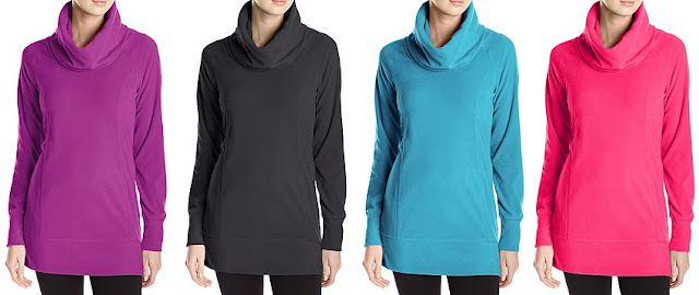 Columbia Glacial Fleece Cowl Tunic $35 (reg $60)
