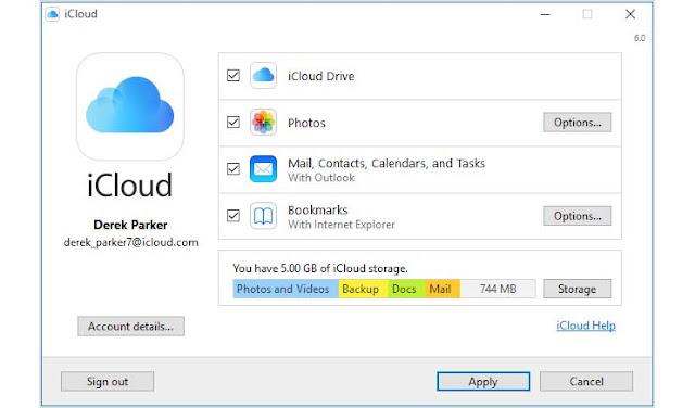 Cara Backup Data iPhone Dengan iCloud