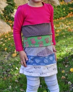 http://www.muyingenioso.com/vestido-reutilizando-camisetas/