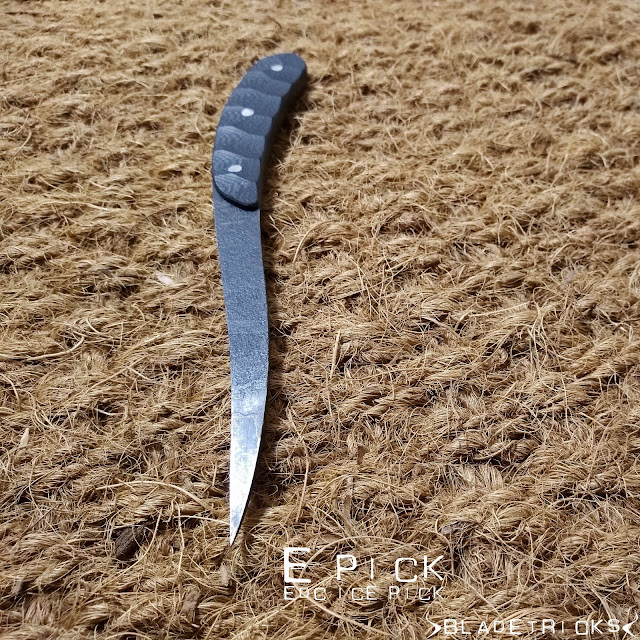 Knife maker custom EDC ice pick
