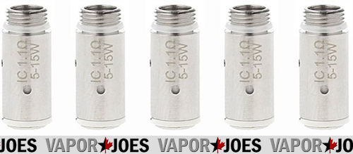 FLASH: ELEAF ICARE / ICARE MINI HEADS 5 FOR $3.65