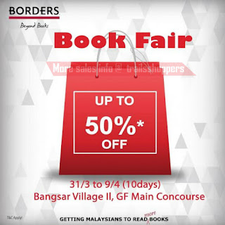 Borders Book Fair 2017