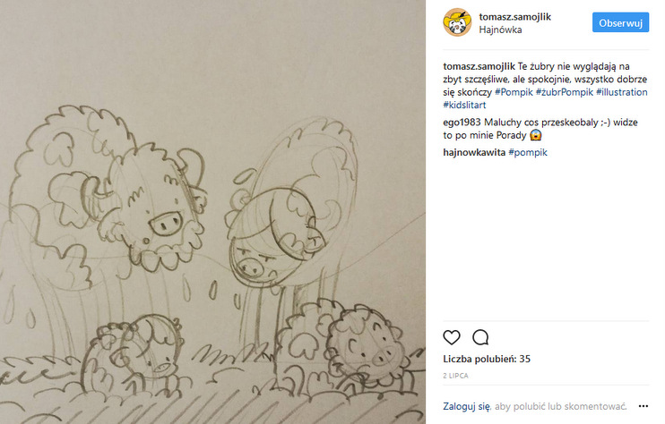 https://www.instagram.com/tomasz.samojlik/