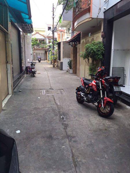Bán nhà Hẻm xe hơi Nguyễn Đình Khơi phường 4 quận Tân Bình