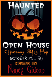 Nancy Gideon's 5th Annual Haunted Open House