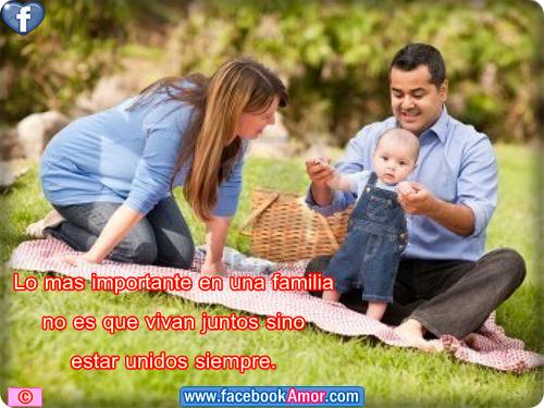 Frasesamor Frases De Amor Para Familia De 3