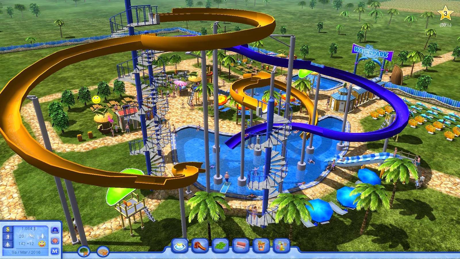 Download Games Design My Home Water Park Tycoon Game Free Download Full Version For Pc
