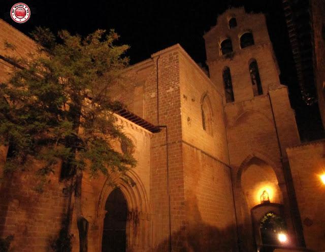 Iglesia de San Juan Bautista de Laguardia