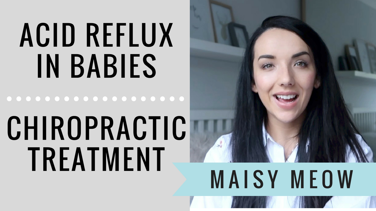 UK Parenting and Lifestyle Baby Blog Maisy Meow Acid Reflux Infant Reflux Treatment Cure