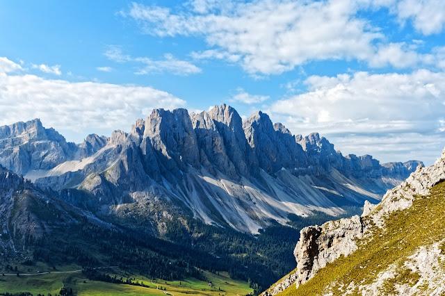 प्रमुख पर्वत एवं उसके प्रकार   Major Mountains and Their Type