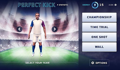 Game soccer offline for android