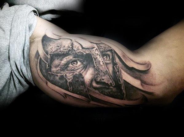 70 Simple Arm Tattoos For Boys 2019 Upper Lower Tribal