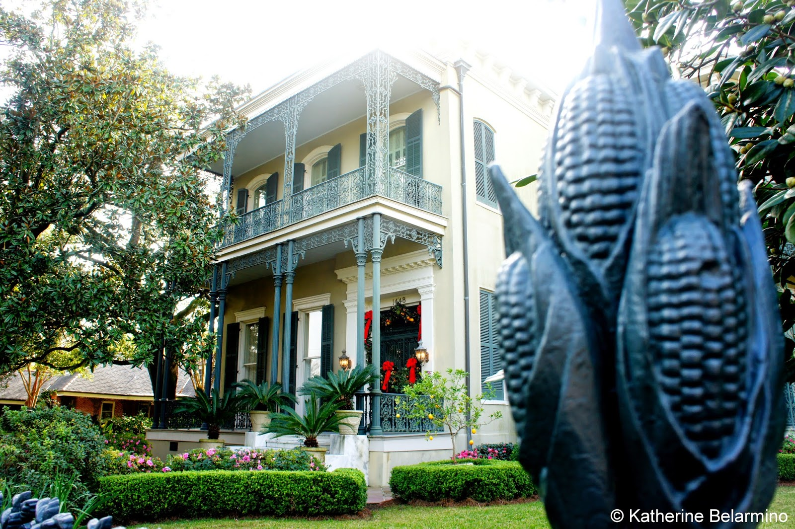 Short Favrot House Garden District Walking Tour New Orleans & The Walking Tours of New Orleans | Travel the World