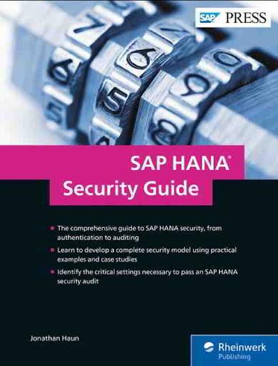 Guía de Seguridad SAP HANA - consultoria-sap.com