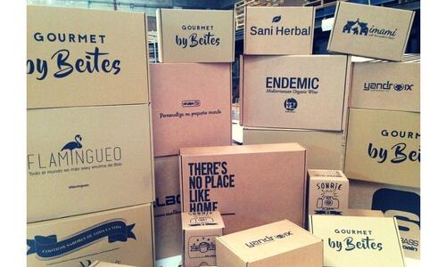 cajas automontables con impresion