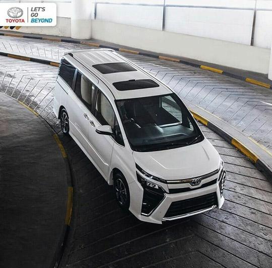Toyota Tangerang Raya
