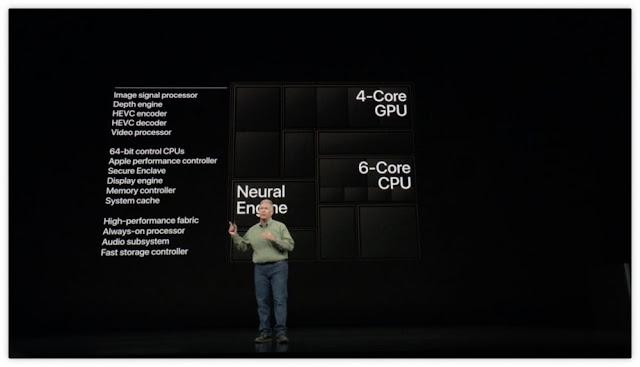 معالج آبل Apple A12 Bionic