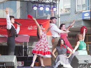 Ferragosto Festival - stage performance