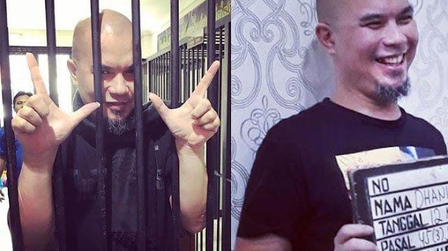 3 Cuitan Ahmad Dhani di Twitter yang Jebloskan Dia ke Penjara, Ditahan 1,5 Tahun