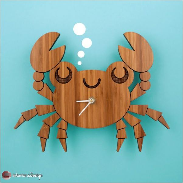 Wall Clocks For Kids Rooms 2
