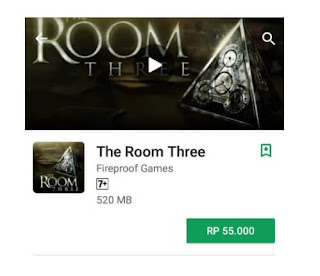 The Room Three puzzle