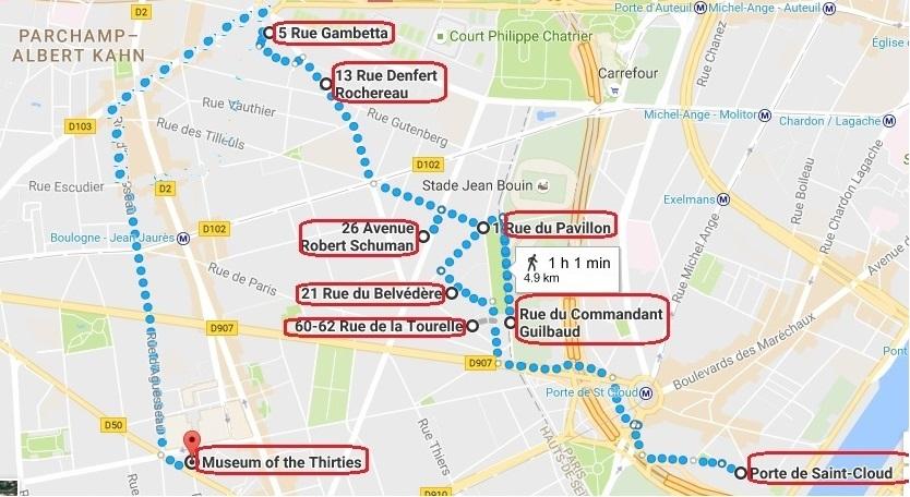 Annie and Richs Travel Adventures Paris 2016 16th Arr Art