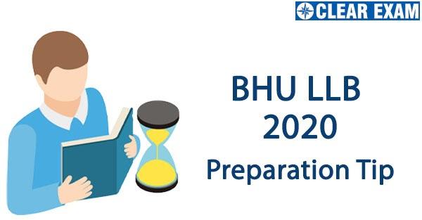 BHU LLB Preparation Tips 2020