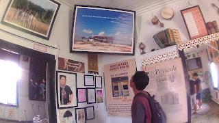 Museum Kata Andrea Hirata
