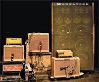 Neil Young Setup mit Magnatone