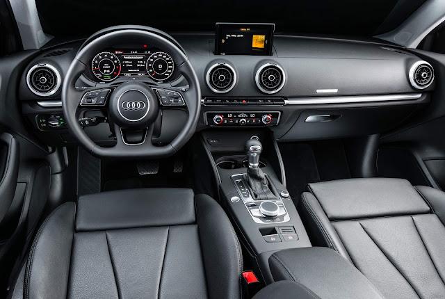 Audi A3 Sedan 2.0 Ambition 2017 - interior