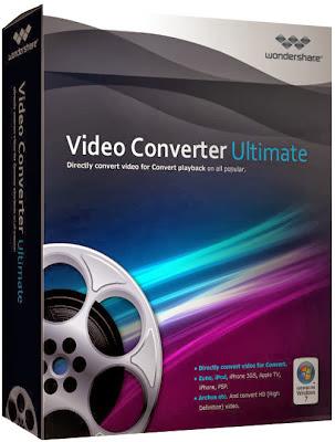 تحميل برنامج محول صيغ الفيديو والصوت 2014 Wondershare Video Converter
