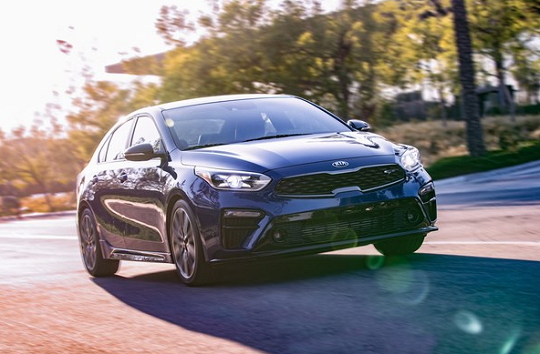 2020 Kia Forte Redesign Preview, Price and Release Date