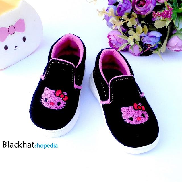 model sepatu sandal anak perempuan terbaru