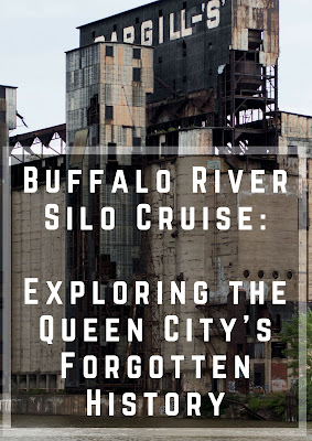 Take A Buffalo River Silo Cruise: Exploring the Queen City's Forgotten History