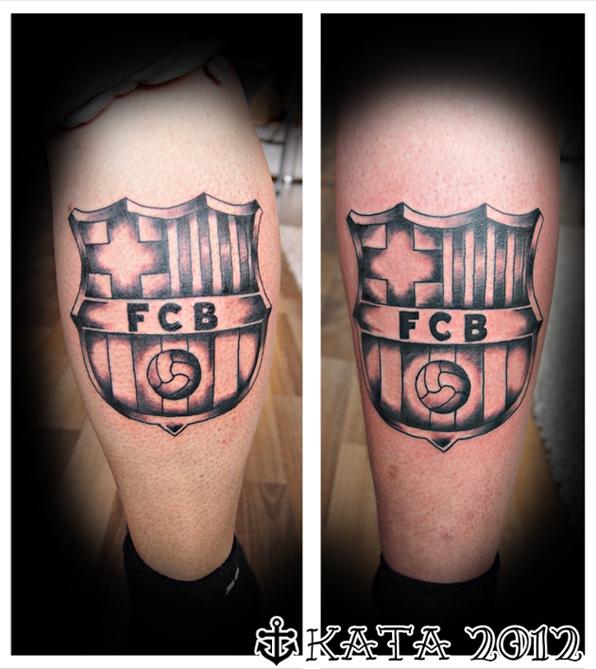 Tattoos By Kata Puupponen: Jalkapallo-huligaaneja