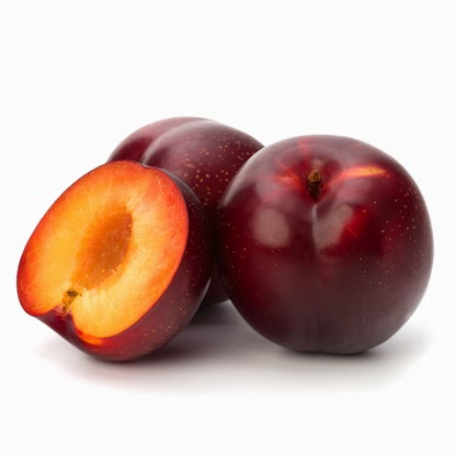is a plum a fruit is it healthy to eat only fruit