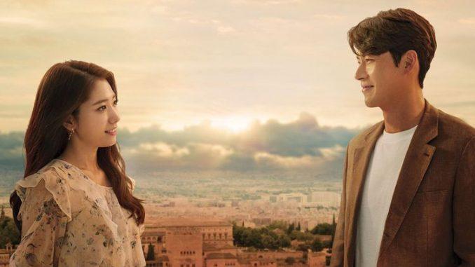 Drama Korea MEMORIES of the ALHAMBRA subtitle indonesia