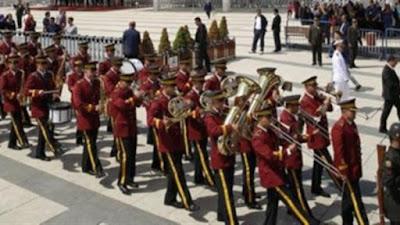 """تركيا تستبدل الموسيقى العسكرية بـ """"التكبير"""" خلال جنائز قتلى الجيش والشرطة"""