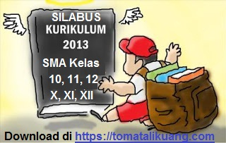 silabus sma kurikulum 2013 k13, tomatalikuang.com