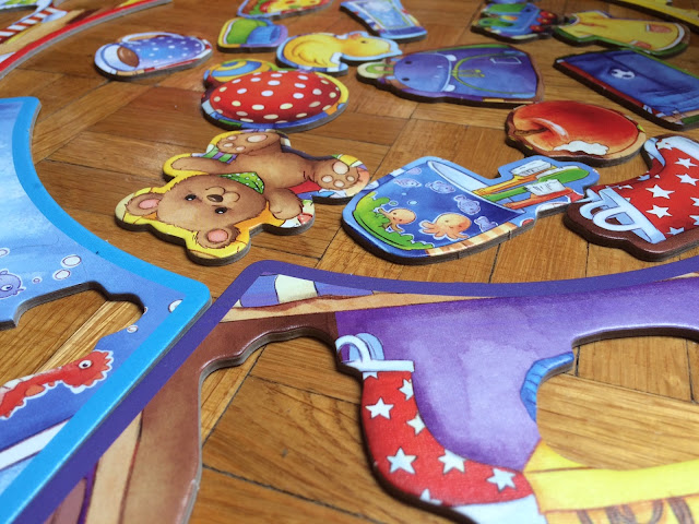 gra planszowa dla malych dzieci
