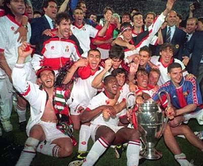 The Dream Team Fabio Capello