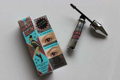 Benefit Gimme Brow new packaging