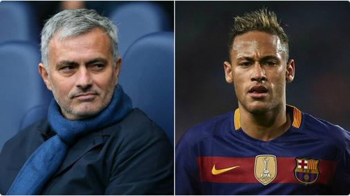 Jose-Mourinho-Neymar