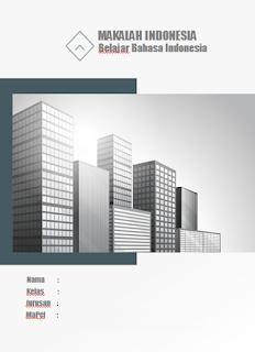 Cara Mudah Membuat Cover Page atau Jilid Di Microsoft Office Word 2010
