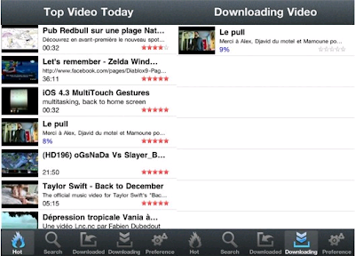 freedi youtube downloader pour iphone