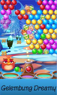 Game Bubble Shooter : Bird Rescue Apk