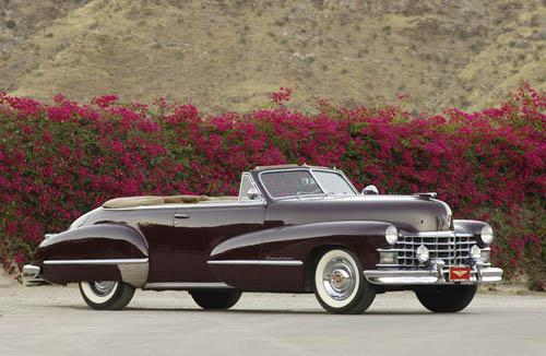 Cadillac Convertible 2015 >> The Automobile and American Life: Cars from 1948: a very good year?