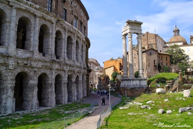 Roma, Teatro di Marcello